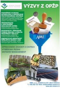 OP Životní prostředí (po klepnutí se otevře leták v PDF)